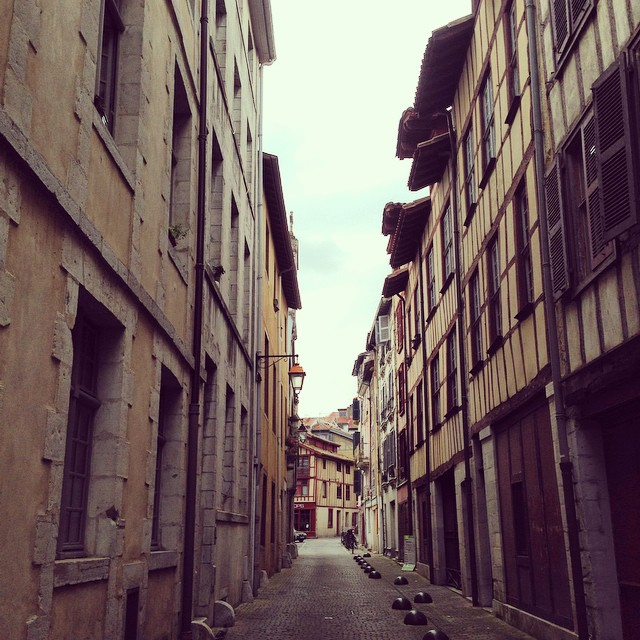 Old town Bayonne