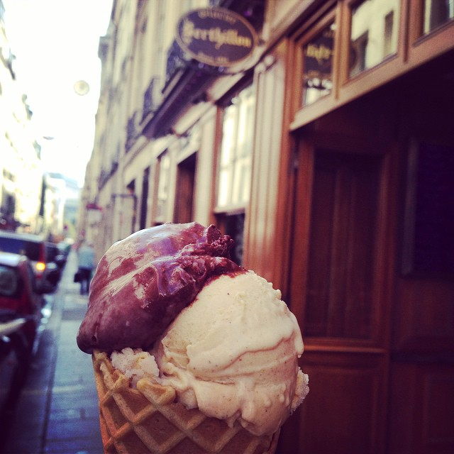 Berthillon icecream