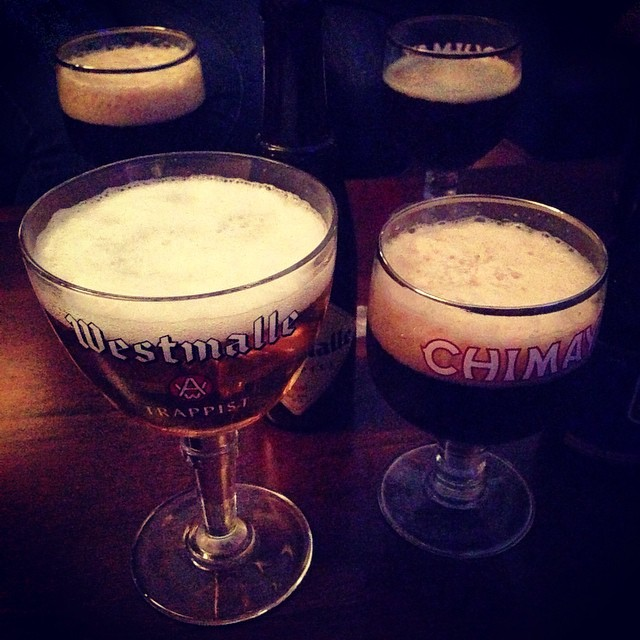 Beer tour – Trappist beers