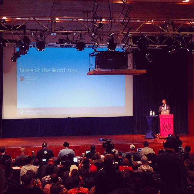 State of the Word 2014 #wcsf