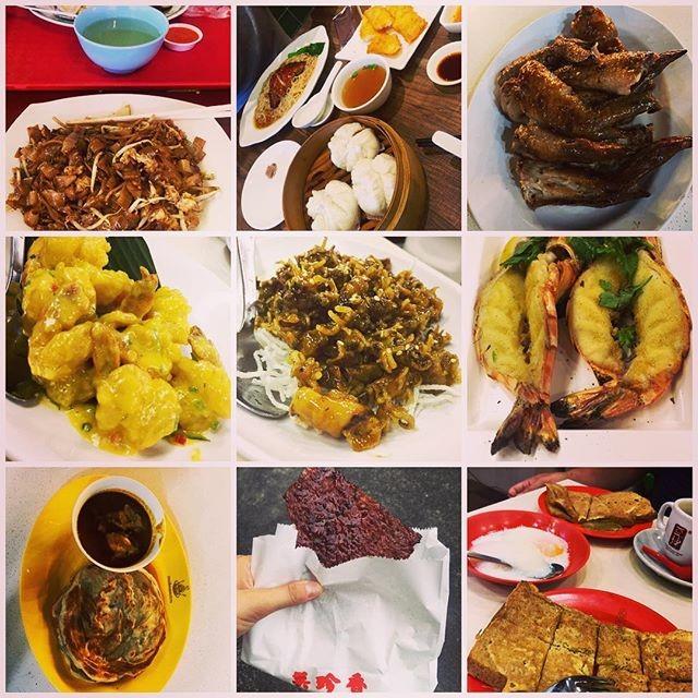 Singapore Food #1