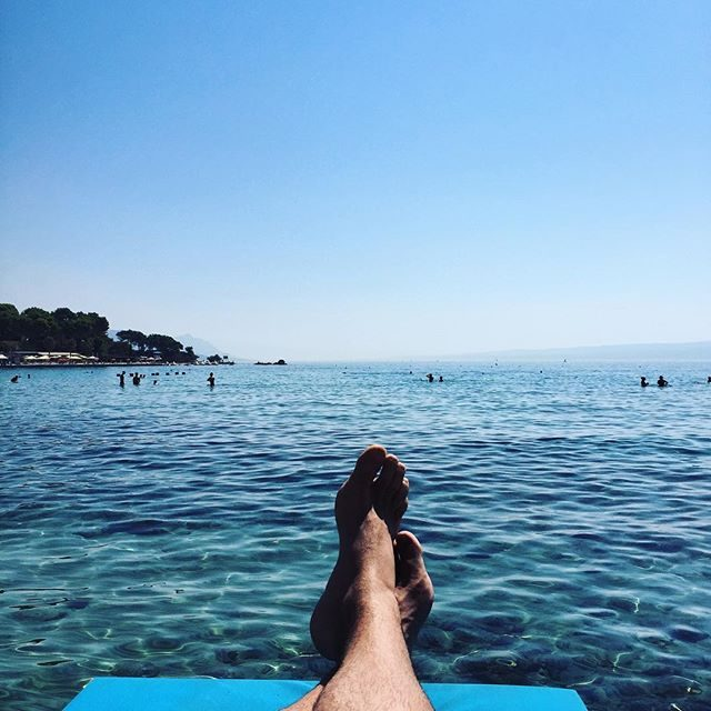 Bacvice Beach Chills