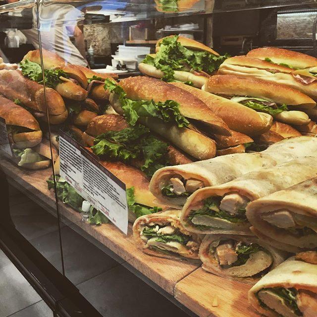 Breakfast wrap in Split