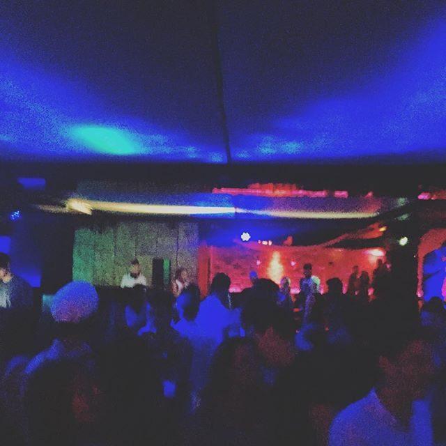 Nightclub in Hvar