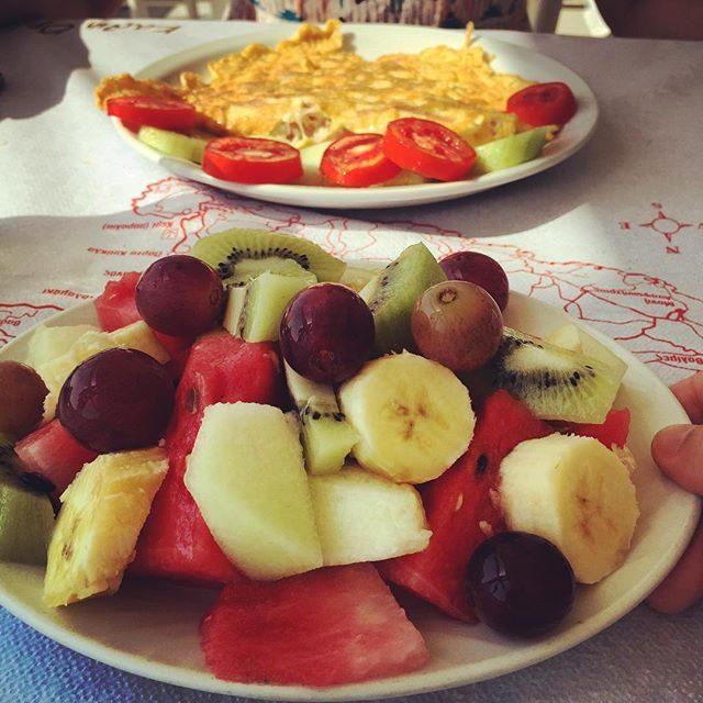 Breakfast in Zakynthos