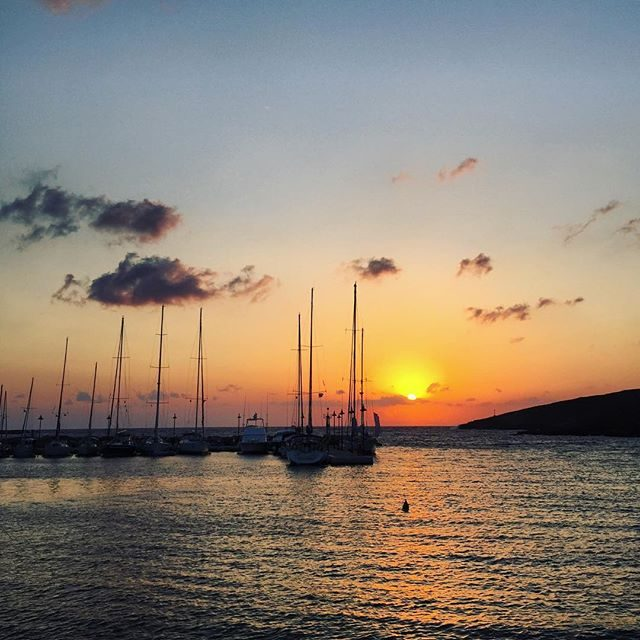 Sunrise in Kythonos