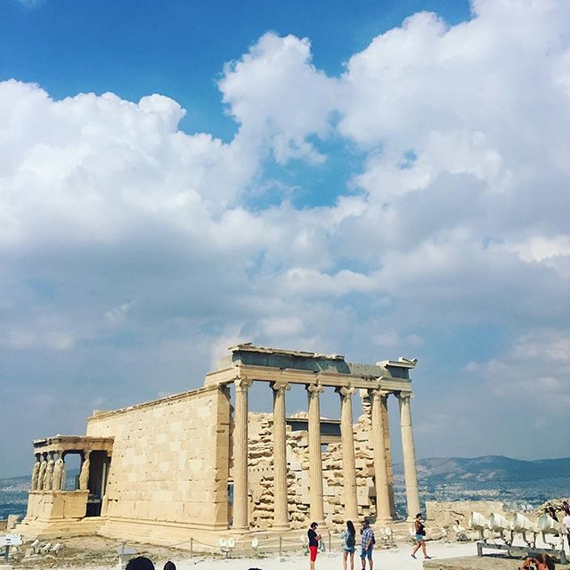 Erechtheion at Acropolis