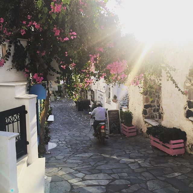 Streets of Naxos