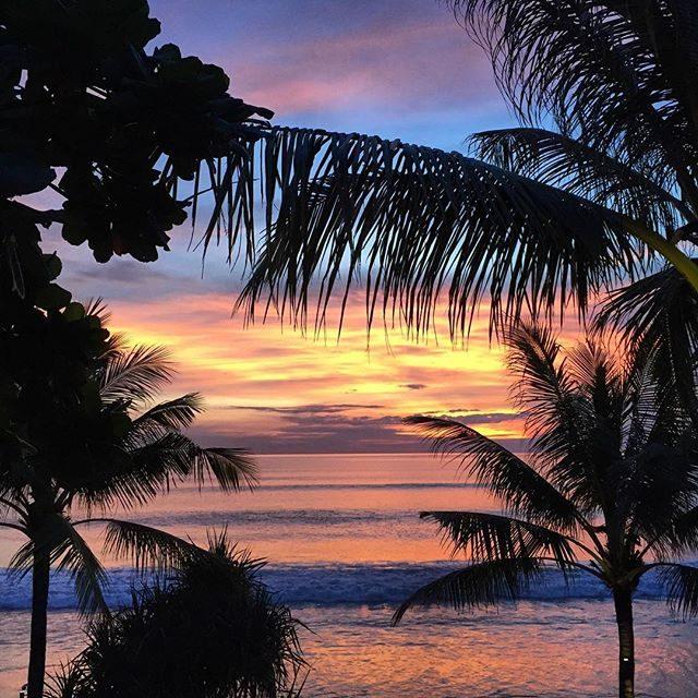 Sunset from Potato Head