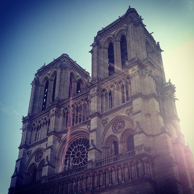 Norte Dame Paris