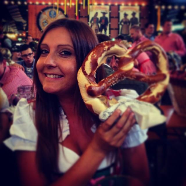 Small pretzels!