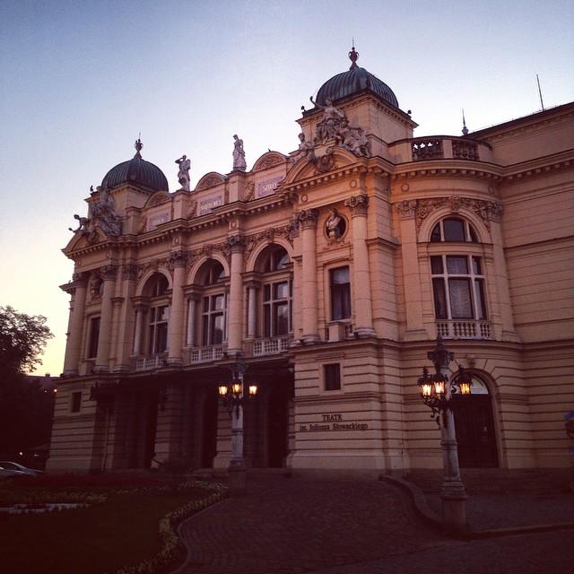 Good morning Krakow