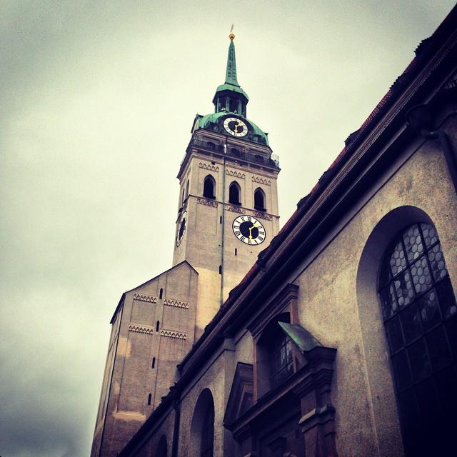 Walking your around Munich