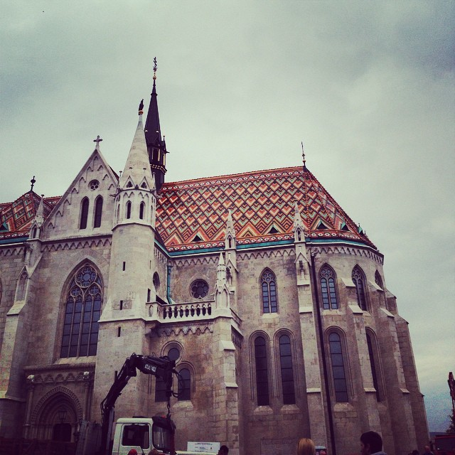 Church in Budapest