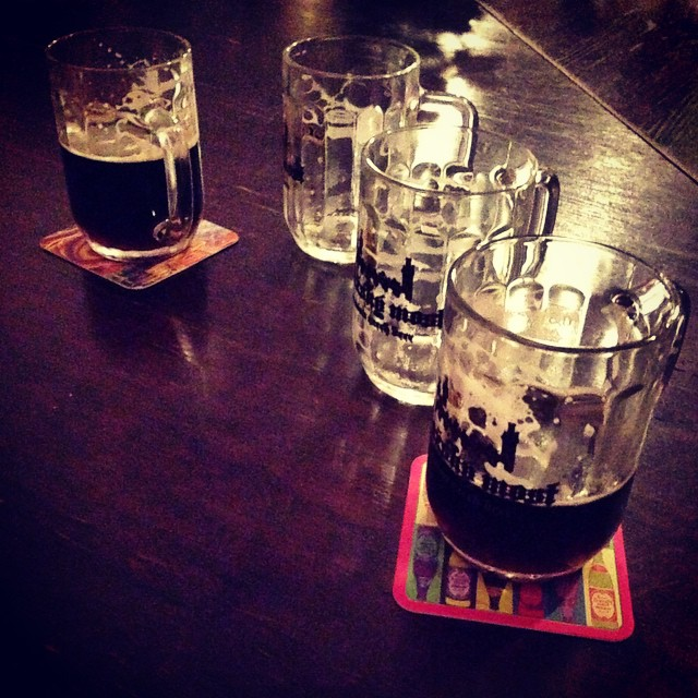 Traditional dark beers