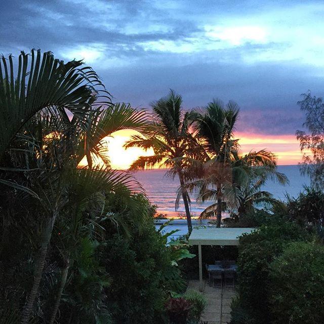 Another epic sunrise on Sunshine Beach