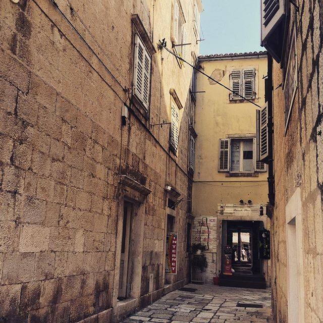 Laneways of Hvar
