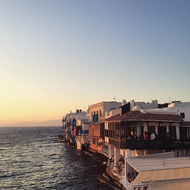 Little Venice at Sunset