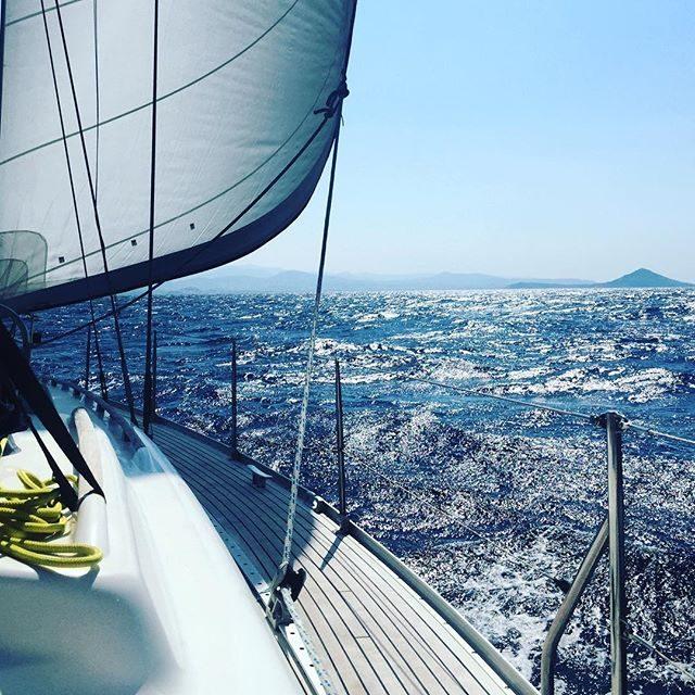 Sailing to Naxos
