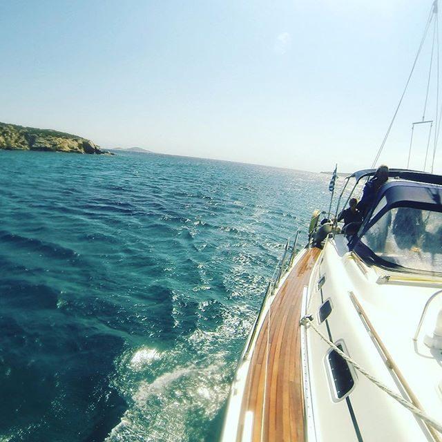 Yacht views