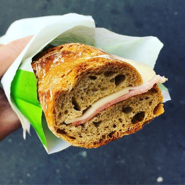 Amazing baguette
