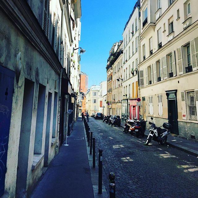 Backstreets of Montmartre